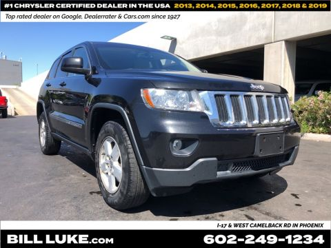 Pre-Owned 2013 Jeep Grand Cherokee Laredo