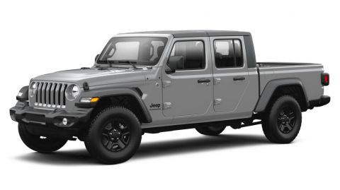 New 2021 JEEP Gladiator Sport