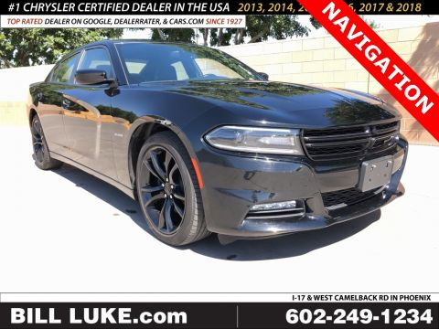 Pre-Owned 2016 Dodge Charger R/T BLACKTOP EDITION